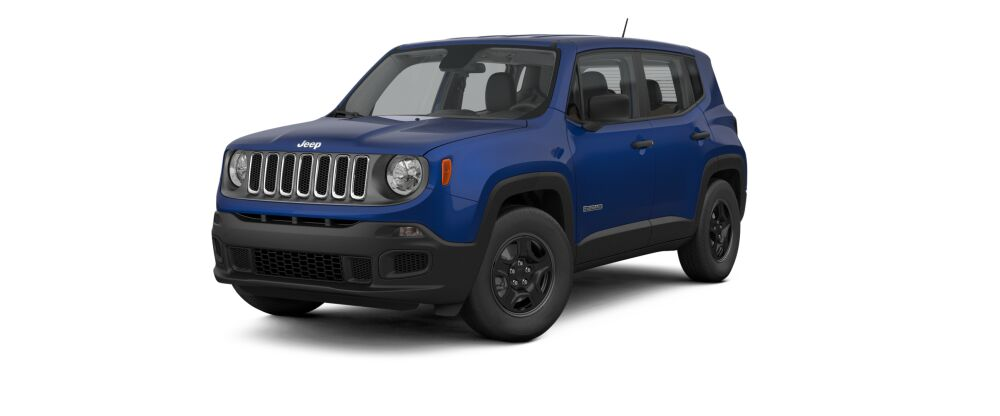 2017 Jeep Renegade Sport Elder Cedar Creek Gun Barrel City Tx