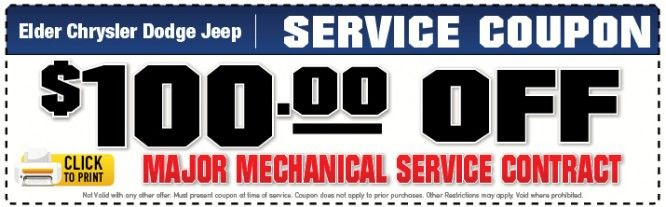 Mechanical Service Contract
